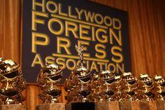Image: Golden Globe statuettes