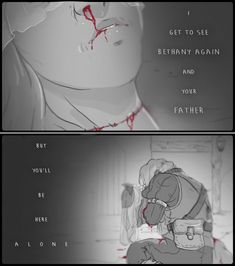 All That Remains by kumokyandi on DeviantArt - UGH right in the FEELS!