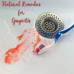 There are multiple natural remedies for gigingivitis. These herbs and natural methods can save you from the expense and pain associated with this condition. Natural Headache Remedies, Natural Cures, Natural Healing, Organic Facial Cleanser, Natural Health Tips, Oral Health, Natural Treatments, How To Stay Healthy