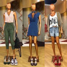 e7515ec2b 42 melhores imagens da pasta Vitrine de moda