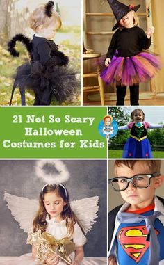 21 Super cute Halloween costume ideas for boys and girls