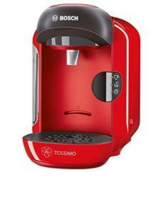 Bosch Tassimo Vivy Hot Drinks and Coffee Machine, 1300 W - Black: £79.97