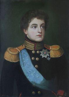 HIH GD NIKOLAI PAVLOVICH LATER EMPEROR NIKOLAI I OF RUSSIA | Flickr - Photo Sharing!