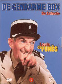 Louis de Funes - Les Gendarmes. Some more fun than the others.