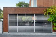 Deckensektionaltor LS4000 für Carports in modernem Design Motiv Adesso