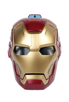 Iron Man – A1714E270 – Figurine – Cinéma – Masque Electronique | Your #1 Source for Toys and Games