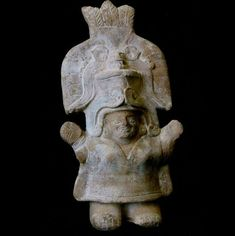"""The man-made island of Jaina, off the northern coast of the Yucatan Peninsula in the State of Campeche, was an extremely important Mayan ritual and religious site in the Classic Period (600 – 900 AD). This exhibition presents a selection of over 50 """"Jaina style"""" figurines discovered on the island that depict various aspects of Mayan cosmology, religious beliefs and society, accompanied by a small selection of vessels and objects."""