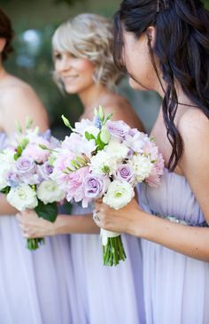 soft purple bridesmaids ♦ℬїт¢ℌαℓї¢їøυ﹩♦