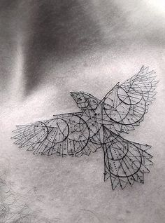 An intricately beautiful tattoo is the best kind of tattoo