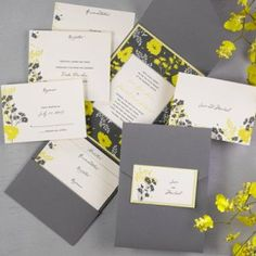 Invitation Pockets Slate Gray - Diy Pocketfolds, Folding