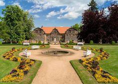 Gärten des kleinen Schlosses, Blankenburg