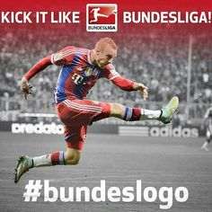 De @Bundesliga_EN: Be like @Sebastianrode20!  YOU + Bundesliga kick = a brilliant picture tweeted to @Bundesliga_EN with #bundeslogo http://twitter.com/Bundesliga_EN/status/566801653375205376/photo/1