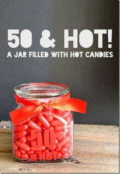 50th Birthday Gift Ideas | DIY Crafty Projects