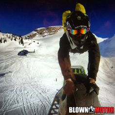 BLOWN MOTOR Athlete Brett Turcotte absolutely capping off the craziest year to date for him!! Sending it for the HELI all weekend long!!  So glad to have him as a part of our Team, and I'm sure Monster Energy is pretty stoked too!  Photo Cred: GoPro HD Hero 3 - Black Edition  Get your GoPro at www.BLOWNMOTOR.com