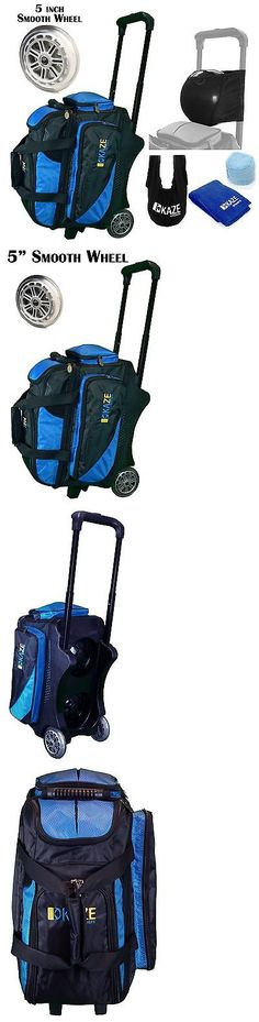2 Balls 71095: Kaze Sports 2 Ball Bowling Roller Bag Smooth Wheels Joey Spare Tote Seesaw Two -> BUY IT NOW ONLY: $109.07 on eBay!