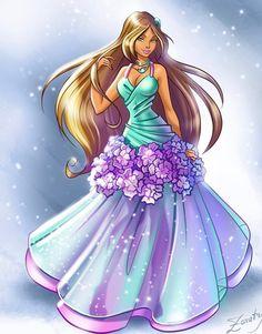 Winx Club, Princess Art, Princess Zelda, Disney Princess, Flora Winx, Merfolk, Art Pictures, Memes, Disney Characters