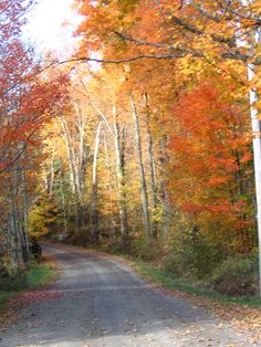 Fall in Vermont another Bucket List locations. motel6UBL