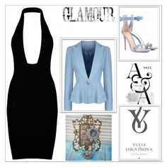 """""""Elegant style"""" by zehra-317 ❤ liked on Polyvore featuring WithChic, Gianvito Rossi, look and jewelry"""