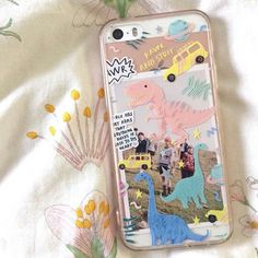 blue, iphone, and sticker image Kpop Phone Cases, Cute Phone Cases, Phone Covers, Iphone 6, Coque Iphone, Iphone Cases, Tumblr Phone Case, Diy Phone Case, Vsco