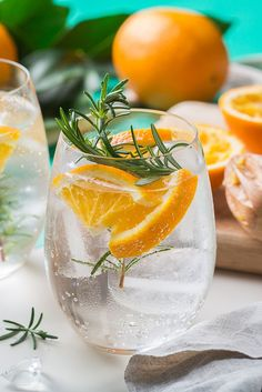 We're not ready to give up on summer just yet. This cocktail is light and refreshing. Summer Cocktails, Wine Glass, Tableware, Dinnerware, Tablewares, Dishes, Place Settings, Wine Bottles