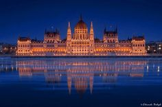 Parlament, Budapest, Hungary