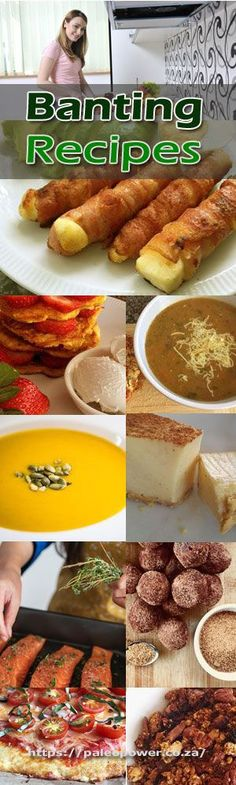 These Banting Recipes for healthy low-carb meals & snacks for breakfast, lunch & supper will help you stick to this way of eating for improved health & weight management Banting Diet, Banting Recipes, Lchf, Low Carb Recipes, Diet Recipes, Eating Plans, Anton, Diets, Breakfast Recipes