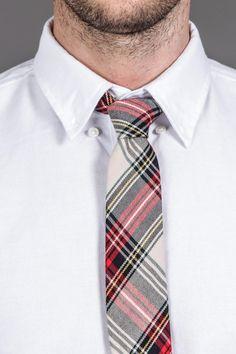 The Thompson Woolen Necktie