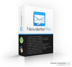 This module for PrestaShop allows you to create and send your own newsletters with different products from your store using many customizable templates.