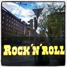 #iknowitsonly #rock'n'roll #kallio