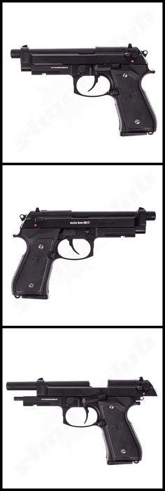 G&G GPM92 - Softairpistole 6 mm BB GBB, Softairpistole mit Gasantrieb/ schwarz    - weitere Informationen und Produkte findet Ihr auf www.shoot-club.de -    #shootclub #pistol #pistole #guns   #airsoft #AirSoftGuns  #weapons