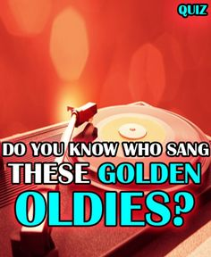 I Got Golden Guru!!! Well done, you Golden Oldies expert! From James Taylor, to the Beatles, to the Temptations, and the Four Seasons, you identified more than enough of the correct artists to be considered a true Golden Oldies Guru!  They just don't make music like this anymore do they?