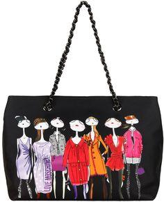 Love Moschino Charming Ladies Tote Bag | Mushladies.com