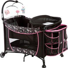 Disney Care Center Playard, Alice in Wonderland: Baby Gear : Walmart.com