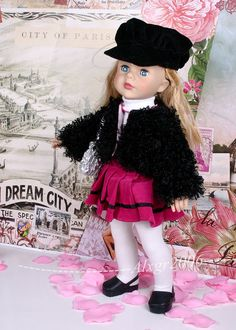 "Madame Alexander 18"" Dolls. blue eyes blond hair very good used condition #MadameAlexander #DollswithClothingAccessories"