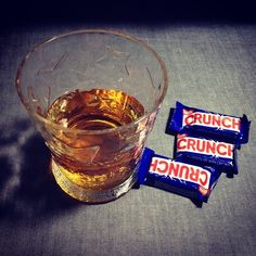 Avez-vous déjà essayé, le crunch avec un #Bonnezeaux ? @quelconque1 oui ;) #chenin #chocolat