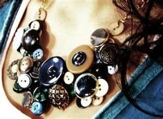 button jewelry - Bing Images