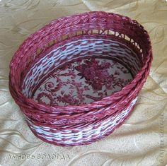 Мастер-класс, Поделка, изделие Плетение: завитушечка моя Трубочки бумажные. Фото 1
