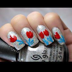 #nails #nailart #manicure #polish