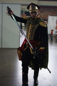 Colonel-Commissar Ibram Gaunt by Wastort.deviantart.com on @DeviantArt