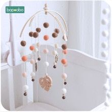 Buy Bopoobo 1set Silicone Beads Baby Mobile Beech Wood Bird Rattles Wool Balls Kid Room Bed Hanging Decor Nursing Children Products at www.babyliscious.com! Free shipping to 185 countries. 21 days money back guarantee. Kids Room Bed, Wood Bird, Hanging Mobile, Dream Baby, Modern Boho, Baby Toys, Toddler Toys, Nursery Decor, Nursery Room