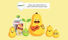 Sprout Foods Launches First Amazon Feeding App for Babies