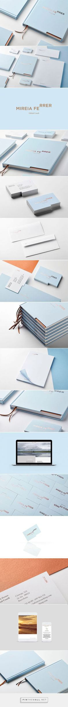 Lovely Blue Branding Design