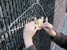 Clothes Pins Adult Game - This is a cool icebreaker game that will guaranteed to turn the fun on!