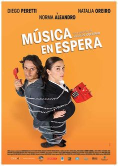 Musica en Espera. Argentine film. I needed subtitles, but this was a sweet story.