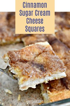 Home Made Doggy Foodstuff FAQ's And Ideas These Sopapilla Cheesecake Squares Are Delicious And Super Easy To Make. They Are Perfect For An After Dinner Dessert Or Make Them For Breakfast. You Only Need A Few Simple Ingredients Sopapilla Cheesecake Bars, Cheesecake Squares, Cheesecake Desserts, Dessert For Dinner, Dessert Bars, Cheese Dessert, Breakfast Recipes, Dessert Recipes, Breakfast Cake