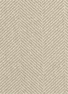 Soft Thick Brown Cream Herringbone Pattern Chenille Curtains Upholstery Fabic