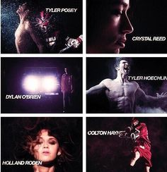 The first six... Teen Wolf