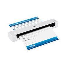 Escaner portatil Brother DS620 A4 Color