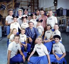 """The """"original"""" Mickey Mouse Club"""
