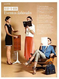 Luba Ramírez en INSTYLE Magazine julio 2015 por Gladys Serrano!